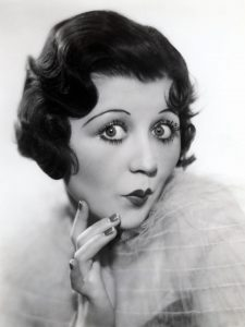 Actress Mae Questel (circa 1935)